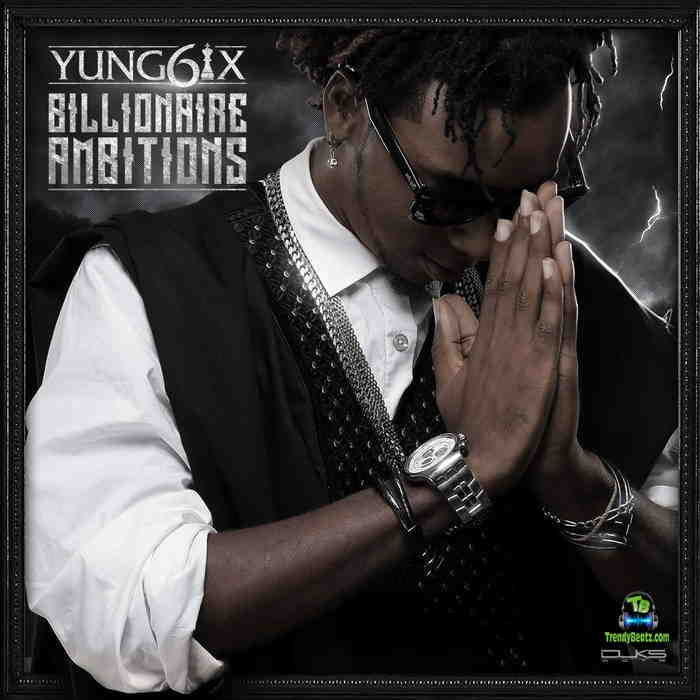 Yung6ix - Blessings ft Oritse Femi
