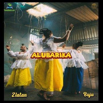 Zlatan - Alubarika (New Song) ft Buju