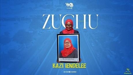 Zuchu - Kazi Iendelee