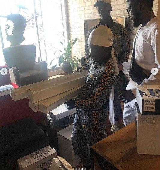 Ikorodu bois receives netflix gift 2