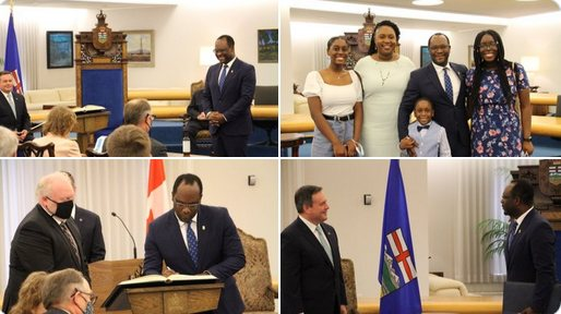 Meet Nigerian Kaycee Madu, The First African To Be Appointed Minister of Justice in Canada picture 1.jpg