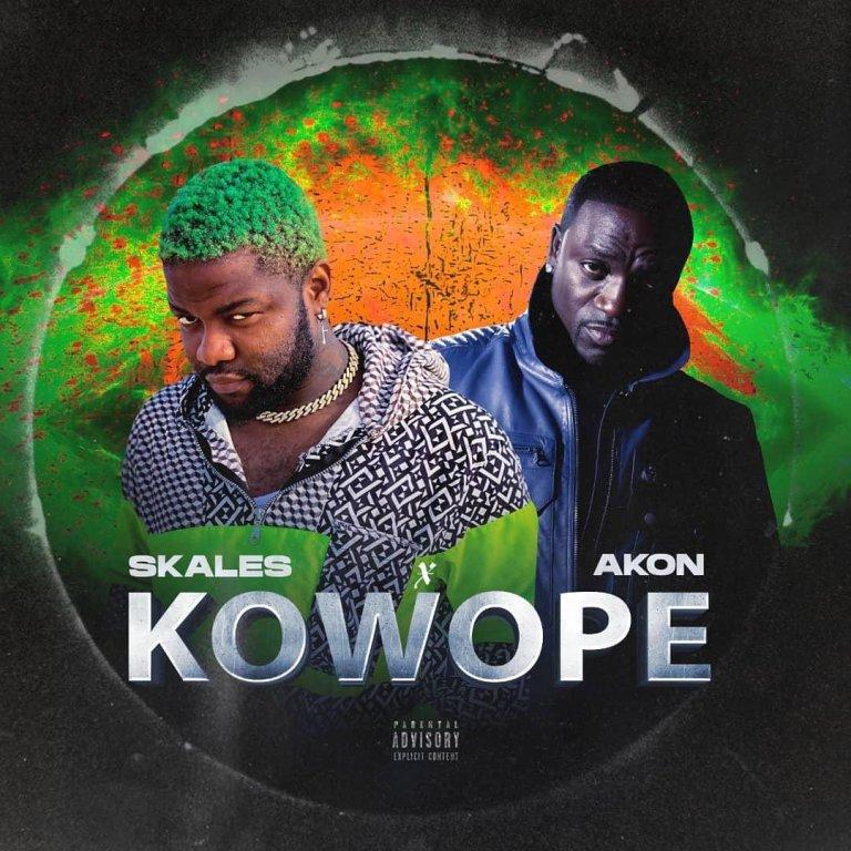 Skales - Kowope ft Akon